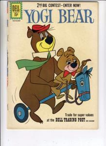 Yogi Bear #5 (Nov-61) FN/VF Mid-High-Grade Yogi Bear, Boo Boo