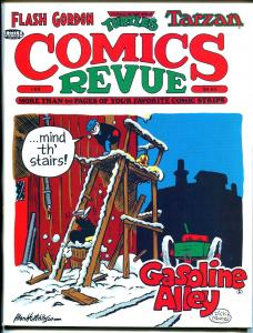 Comics Revue #69 1991-Gasoline Alley-Flash Gordon-Phantom-Modesty Blaise-VF