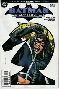 Batman – Gotham Knights # 38 Huntress joins Checkmate ?