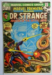 Marvel Premiere #10, 4.0 (1973)