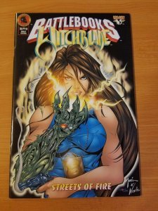 Witchblade Battlebook: Streets of Fire #1 ~ NEAR MINT NM ~ (1999)