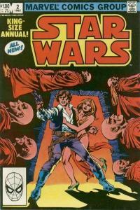 Star Wars (1977 series) Annual #2, VF- (Stock photo)