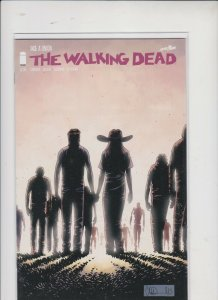 THE WALKING DEAD # 143 2015  IMAGE MN/+