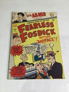 Li'l Abner Comics 68 Fn Fine 6.0 Harvey Comics
