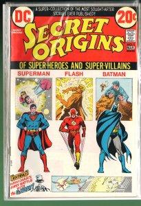 Secret Origins #1 (1973)