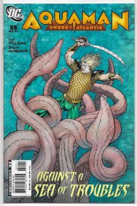 Aquaman  : Sword of Atlantis   #55 VF