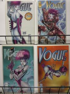 VOGUE (1995 IM) 1(BOTH),2-3  the COMPLETE Series+