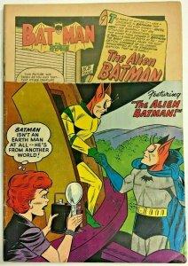 DETECTIVE COMICS#251 GD 1958 DC GOLDEN AGE COMICS