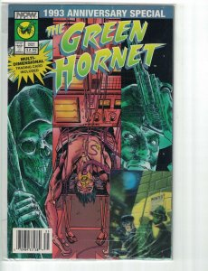 Green Hornet 1993 Anniversary Special VF/NM newsstand in bag w/3-D card - Now