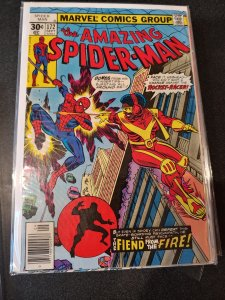 Amazing Spider-Man #172 marvel 1977 bronze age 5.5/fn- comic! 1ST ROCKET RACER!!