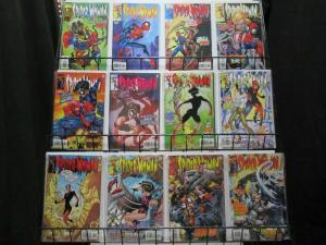 SPIDERWOMAN (1999) 1-2,2a,3-18  COMPLETE+