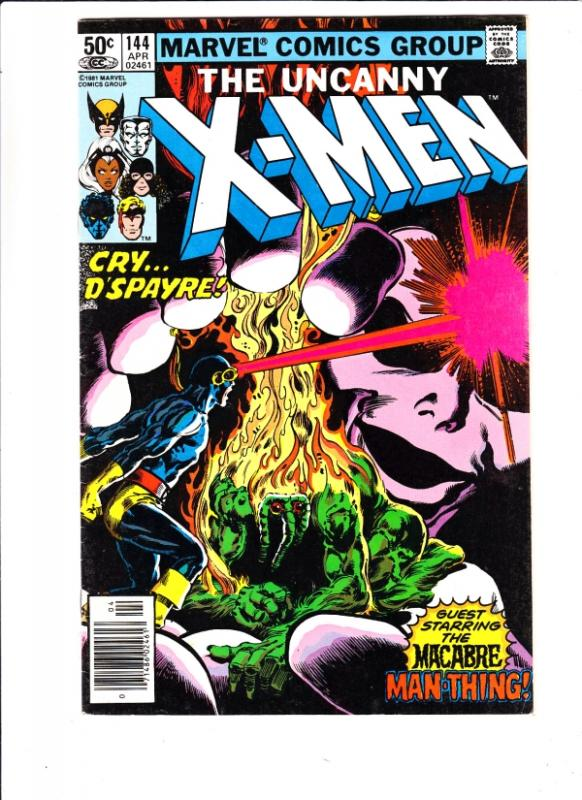 X-Men #144 (Apr-81) VF+ High-Grade X-Men