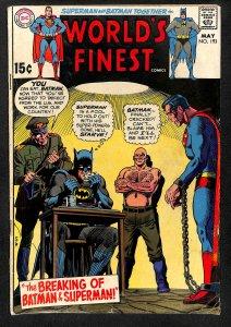 World's Finest Comics #193 (1970)