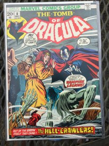 The Tomb of Dracula Lord of Vampires