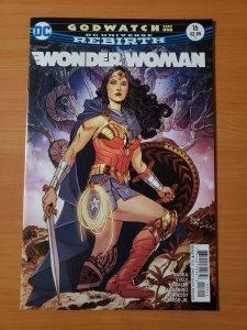 Wonder Woman #16 ~ NEAR MINT NM ~ (2017, DC Comics) DC Universe Rebirth