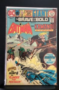 The Brave and the Bold #120 (1975)