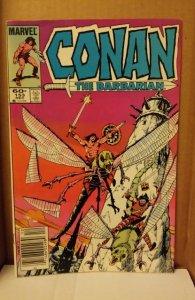 Conan the Barbarian #153 (1983)