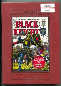 Marvel Masterworks Black Knight / Yellow Claw hardcover