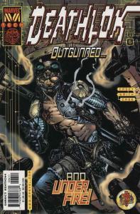 Deathlok (3rd series) #6 VF/NM; Marvel | save on shipping - details inside