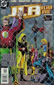 JLA: Year One #11 VF/NM; DC | save on shipping - details inside