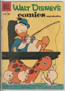Comics and Stories, Walt Disney's # 226 Strict FN Awesome Mickey Mouse story