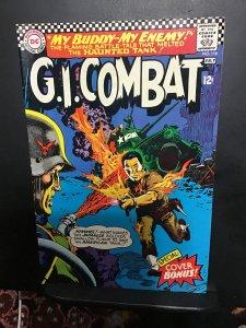 G.I. Combat #118 (1966)   High-grade Joe Kubert haunted tank! VF/NM Boca CERT!