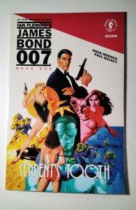 James Bond 007: Serpent's Tooth #1 (1992) Dark Horse Comic Book J756