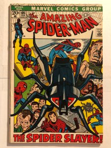 The Amazing Spider-Man #105 - VF Copy - Beautiful Copy