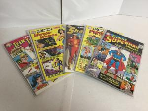 Giant Annual 5 Issue Reprint Lot Nm Near Mint DC Comics A45