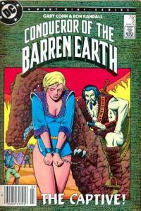 Conqueror of the Barren Earth #2, VF+ (Stock photo)