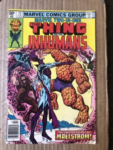 Marvel Two-in-One #72 (1981)