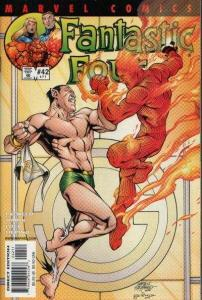 Fantastic Four (1998 series) #42, NM + (Stock photo)