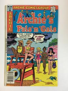 ARCHIES PALS & GALS (1952-    )144 VF-NM  Sep 1980 COMICS BOOK