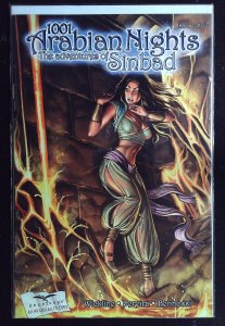 1001 Arabian Nights: The Adventures of Sinbad #6 (2008)