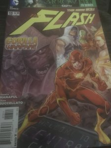 DC The Flash #13 The New 52 Mint