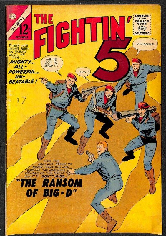 Fightin' 5 #30 (1964)