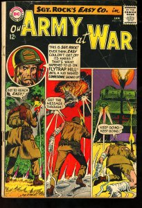 Our Army at War #150 (1965)