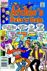 Archie's Pals 'n Gals #213 VF/NM; Archie | save on shipping - details inside