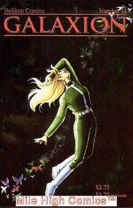 GALAXION (1997 Series) #11 Fair Comics Book