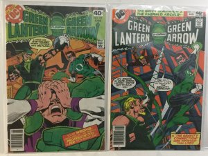 Green Lantern 117 119 Fn/Vf Fine/Very Fine 7.0 DC Comics