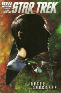 Star Trek (5th Series) #22 VF/NM; IDW   save on shipping - details inside