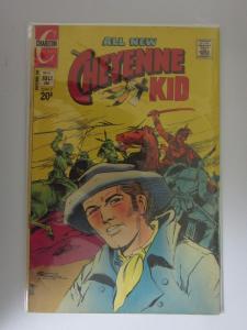 Cheyenne Kid (1958 Charlton) #91 - VG 4.0 - 1972