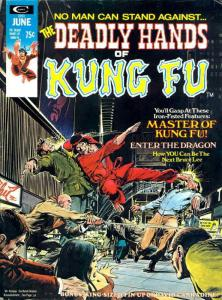 Deadly Hands of Kung Fu #2 VG; Marvel | low grade comic - save on shipping - det