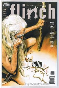 FLINCH #9, NM, Horror, Sean Phillips, Murder, more Vertigo in store