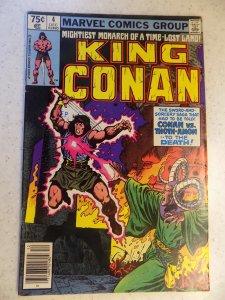 KING CONAN # 4