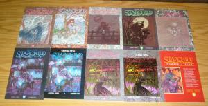 Starchild #0 & 1-12 VF/NM complete series + Mythopolis #0 & 1-4 + (3) more - set