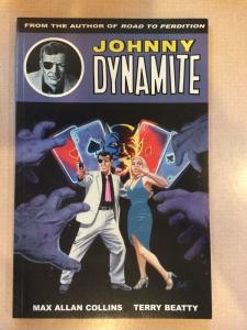 Johnny Dynamite Underworld Tpb Max Collins Terry Beatty