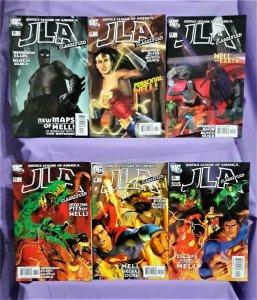 Warren Ellis JLA CLASSIFIED #10 - 15 New Maps of Hell Jackson Guice (DC, 2005)!