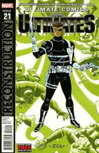 Ultimates (2nd Series) #21 VF/NM; Marvel | save on shipping - details inside