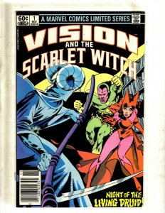 9 Comics Vision and Scarlet Witch 1 3 6 12 What If...? 1 15 Micronauts 7 15 GB1